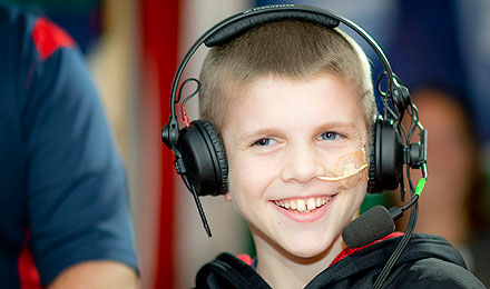 Radio-Telethon features celebrity guests, sports stars, and compelling stories from Dana-Farber patients, doctors, and researchers