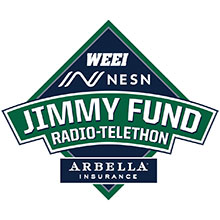 2020 WEEI NESN Jimmy Fund Radio-Telethon logo