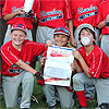 Kids Conquer Cancer - Jimmy Fund Little League