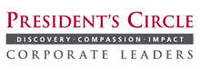 President Circle Corporate Leaders logo