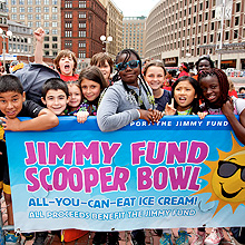 Jimmy Fund Scooper Bowl sponsorship opportunities